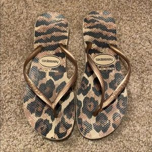 Women's Havaianes flip flops 9/10